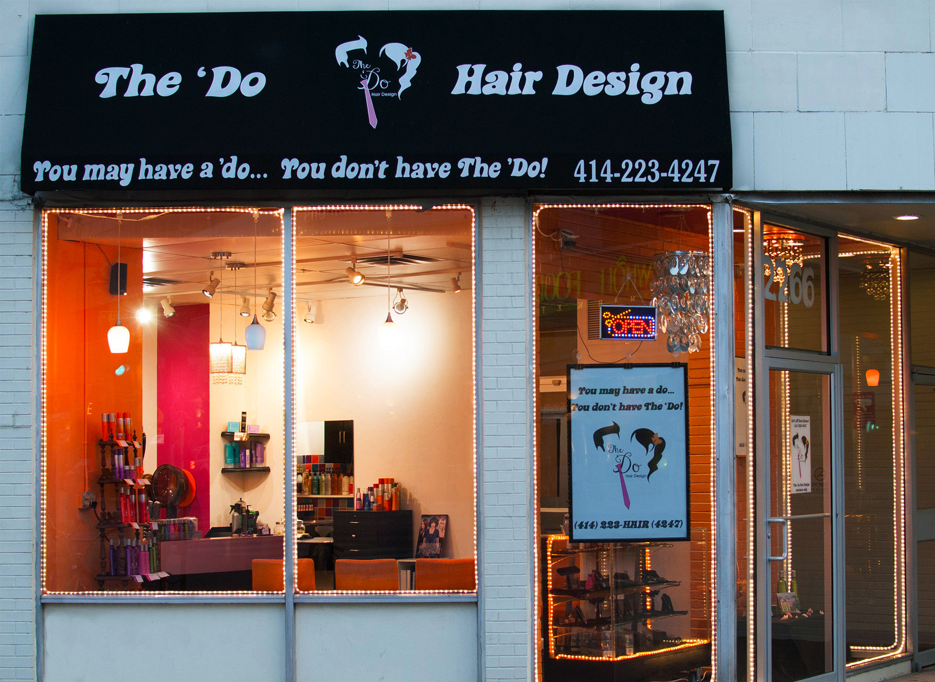 The Do Hair Design, Milwaukee Salon