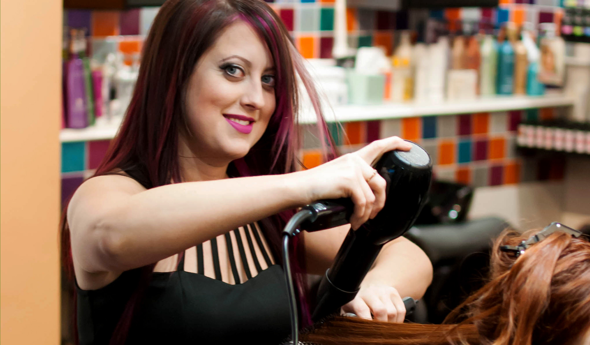 Christina Gunderson of The Do Hair Design, Milwaukee Salon
